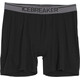 Icebreaker M's Anatomica Boxers Black/Monsoon